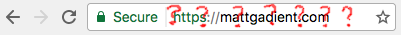Should you adopt SSL on your website?