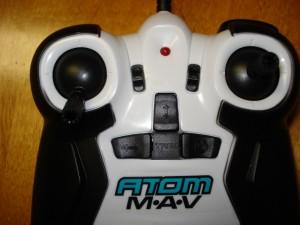 BladeRunner Atom MAV - Controller (front)