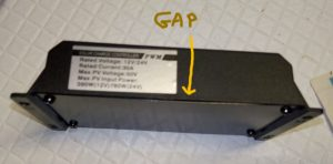 BougeRV 30A Charge Controller (Gap)