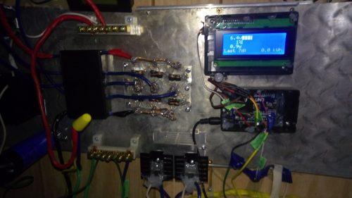 Arduino Wind Turbine MPPT charge controller