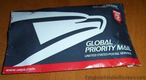 39 Dollar Glasses - Sept 2006 order - Envelope #2
