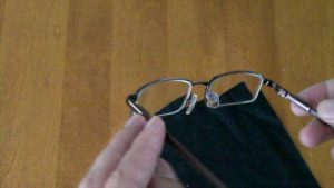 39 Dollar Glasses - Sept 2009 order - Looking at lenses #1