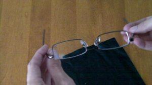 39 Dollar Glasses - Sept 2009 order - Looking at lenses #2
