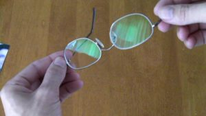 Examining the GlassesShop AR coating from another angle