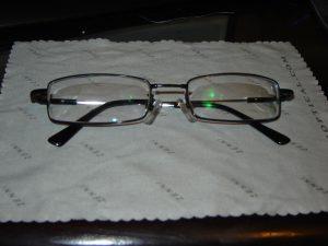 Samanthas darker Zenni Glasses (different angle)