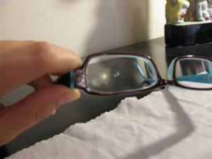 ekis Crizal optometrist pair